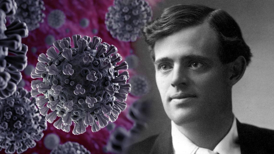 Jack London y el Coronavirus